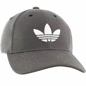 Adidas Trefoil Pre-Curved Adjustable Baseball Hat